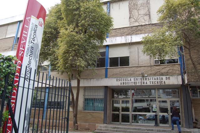 Universidad de sevilla distrito unico andaluz for Escuela tecnica superior de arquitectura