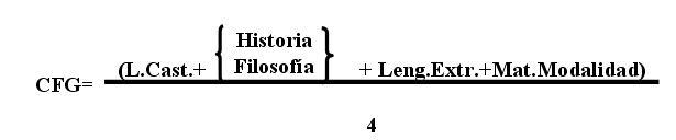 formulafasegeneral